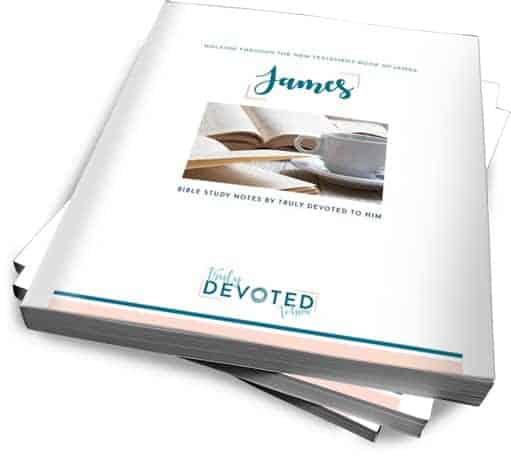 cover James Bible Study printable book